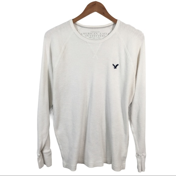 LS38 American Eagle Vintage Fit Thermal Shirt XL